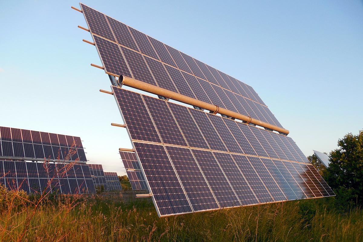 commercial & industrial solar